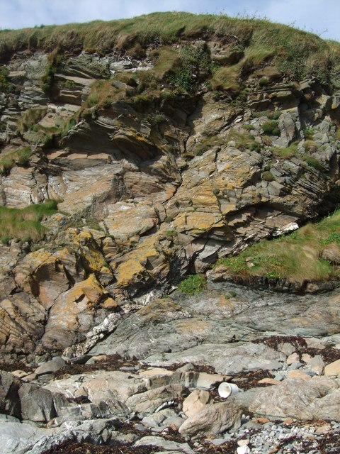 Niarbyl  Fault  (1)
