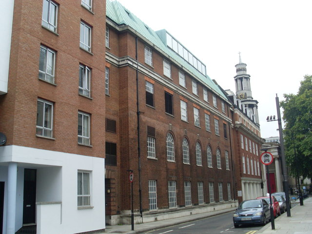 Euston Telephone Exchange (2)