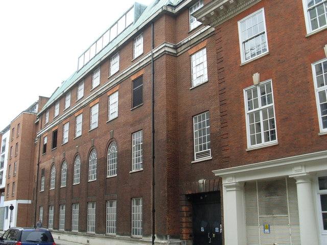 Euston Telephone Exchange (3)