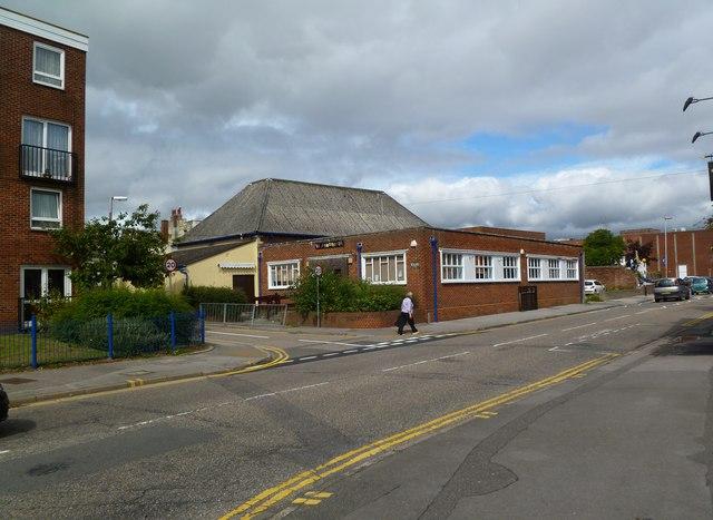 Poole, community centre