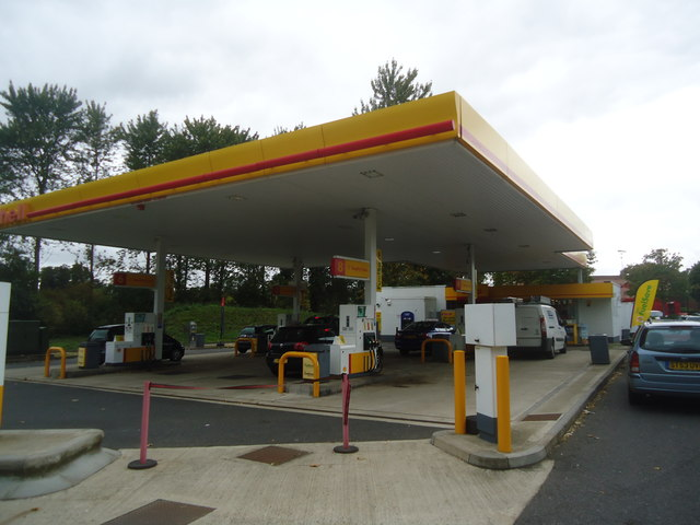 Petrol station, Countess services