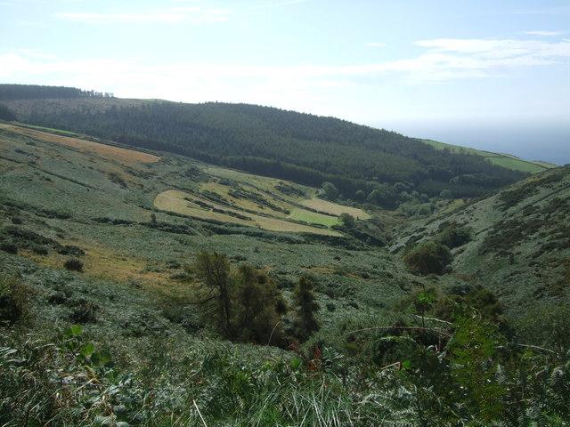 View towards Kerroodhoo Plantation