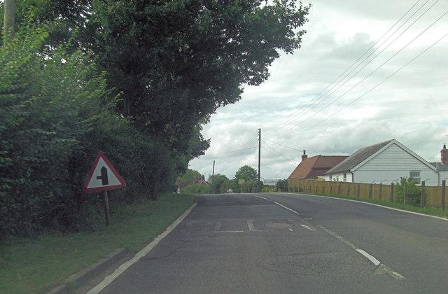 A28 south of Osborn Farm