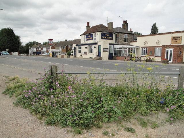 A nice little roadside pub