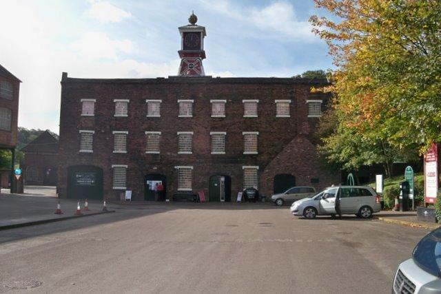 Museum of Iron - Coalbrookdale