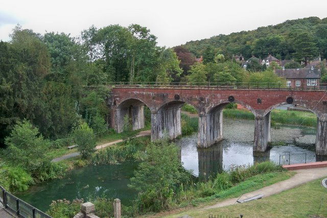 Upper Furnace Pool - Coalbrookdale