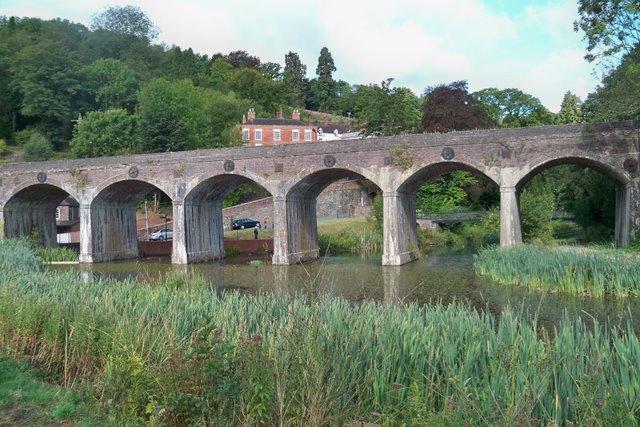 Railway Viaduct - Coalbrookdale