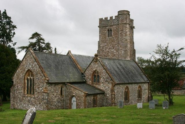 St Leonard's Church, Otterford