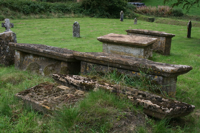 Tombs at Otterford
