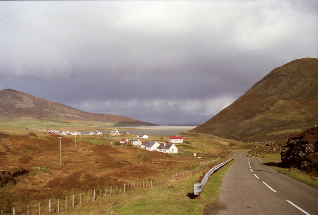 Taobh Tuath from the south