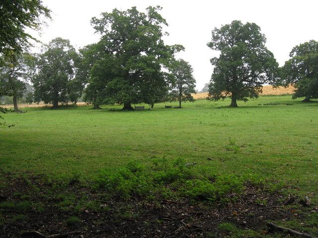 Park farmland at Arniston Home Farm