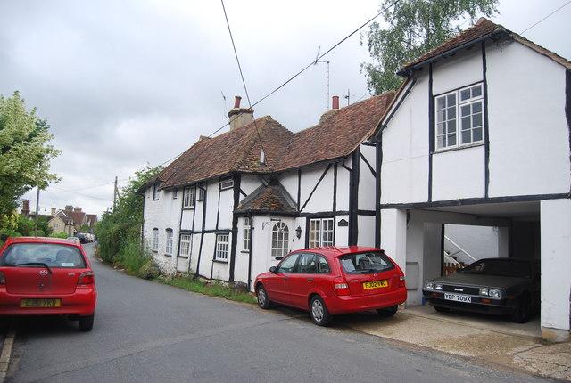 Bank Cottage, Birling