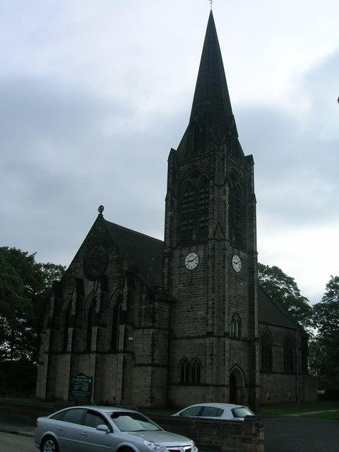 St Peter's Church, Bentley