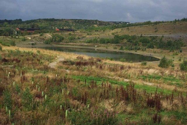 Old Quarry, Black Bank