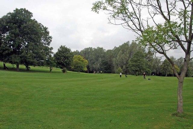 Keele Golf Centre