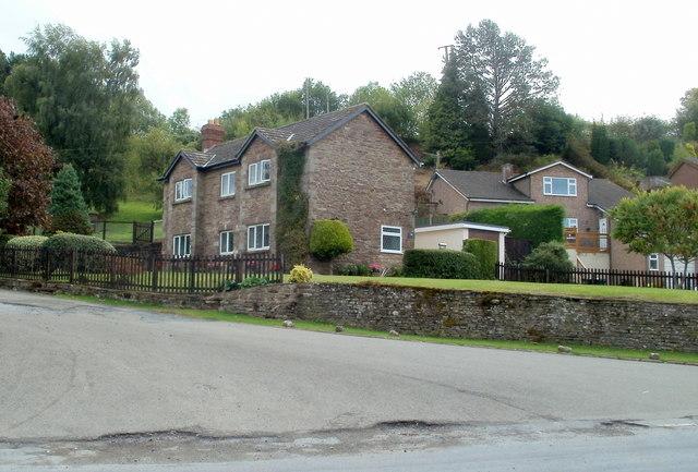 Scudamore House, Pontrilas