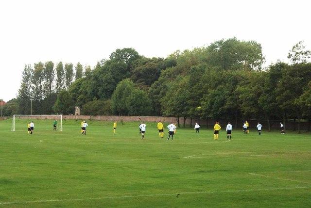 Sunday League on Keele Campus