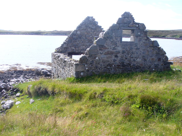 Boat House, Loch Langais