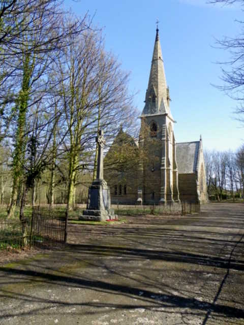Ayton and Burnmouth Parish Church