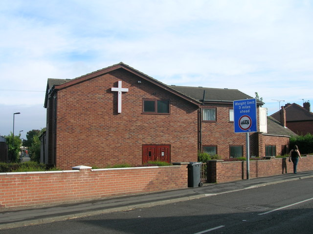 Church on Arksey Lane
