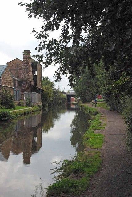Kiln & Canal