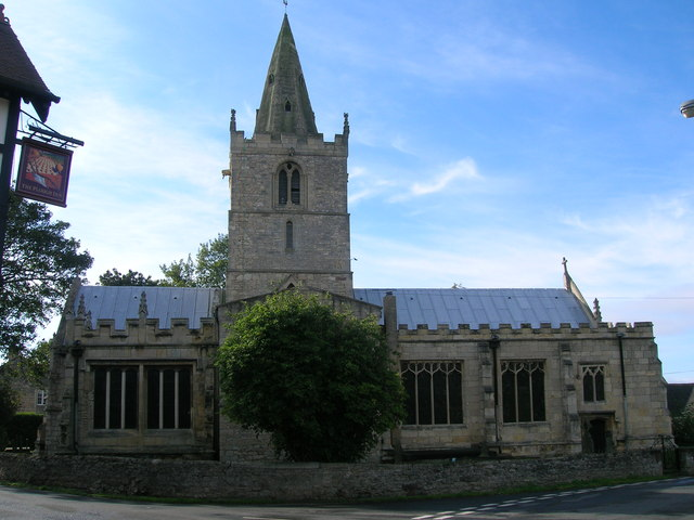 All Saints Church, Arksey