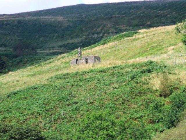 Alanfauld Farm (ruins)