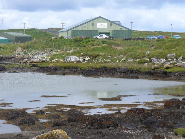 Hebridean Smokehouse, Clachan