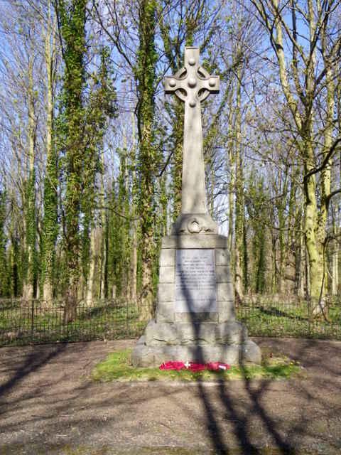 War Memorial, Ayton