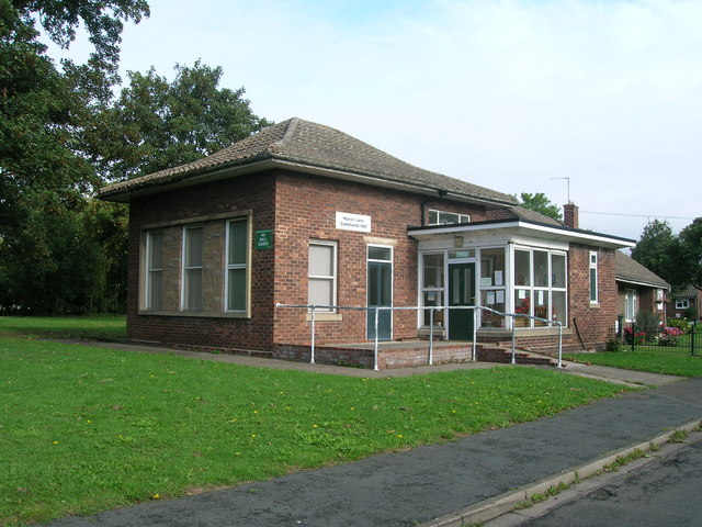 Marsh Lane Communal Hall