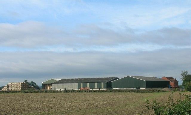 Farm on Ings Lane
