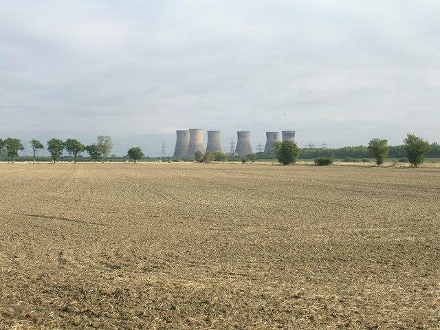 Farmland, Arksey Common