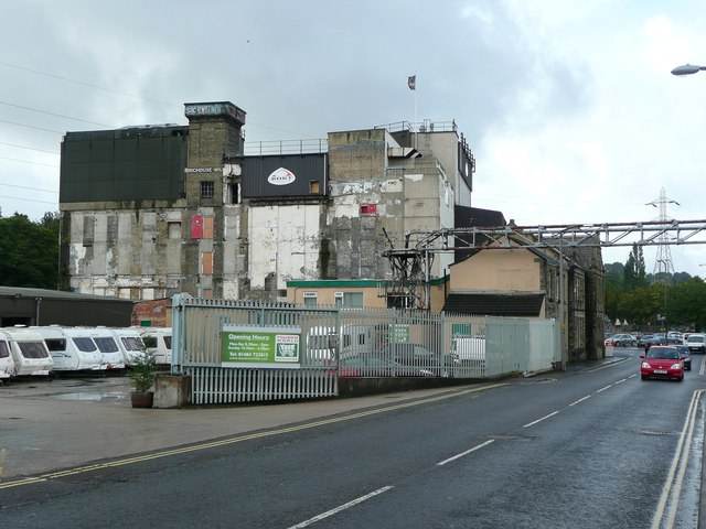 Sugden's Mill,Brighouse -