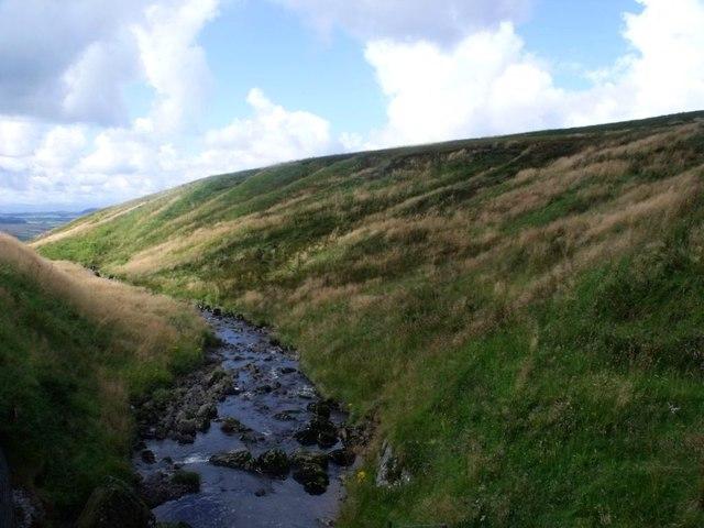 Campsie Fells, Alnwick Burn