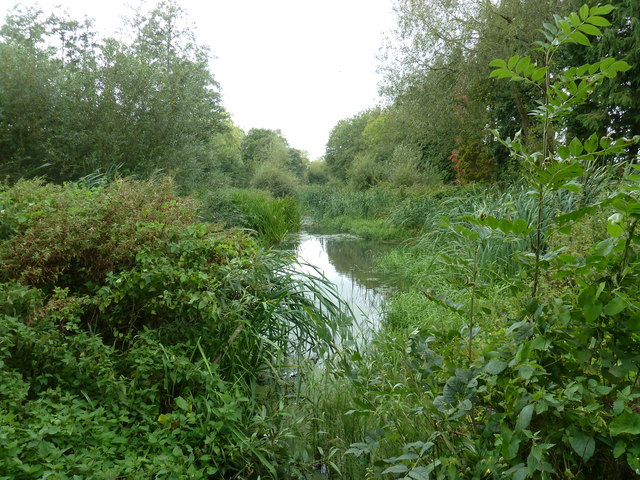 Stream to the west of footpath to Chailey