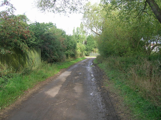 Common Lane, Almholme