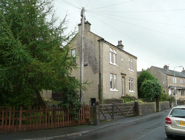 House, Green Lane, Greetland