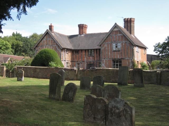 Moat House, Church Lane