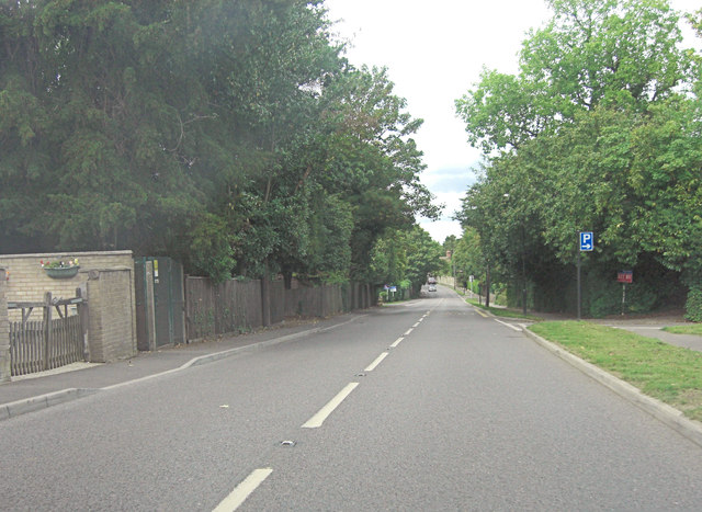 A268 is the High Street in Hawkhurst