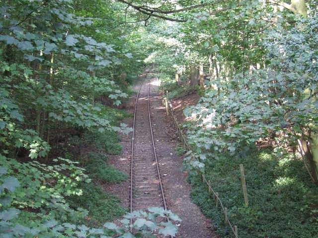 Disused railway, Epping