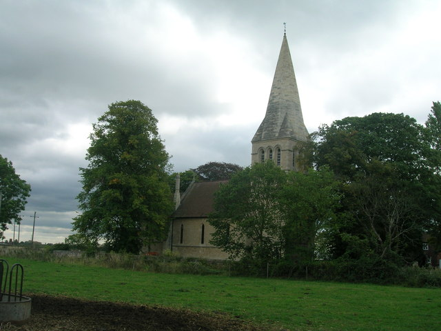 Haywood Church
