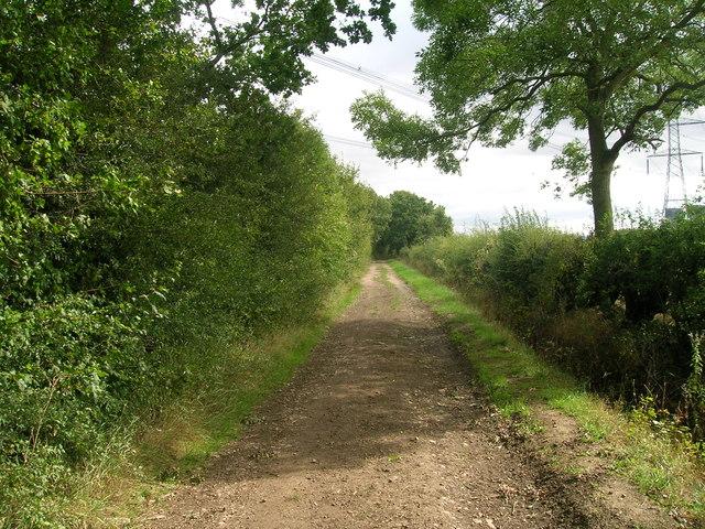 Airey Lane (bridleway)
