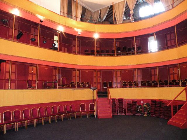 Inside the Festival Theatre (1)