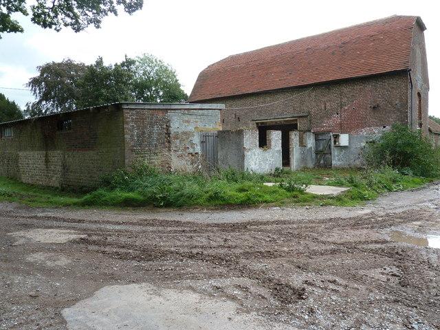 Outbuildings at Church Farm