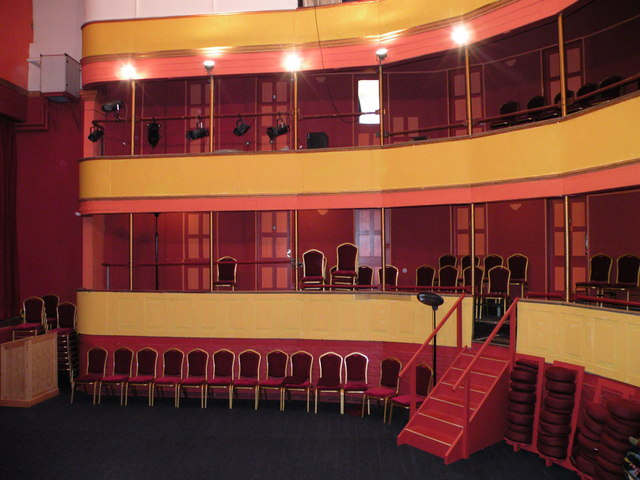 Inside the Festival Theatre (2)