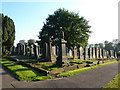 NZ2560 : Saltwell Cemetery, Gateshead by Alexander P Kapp