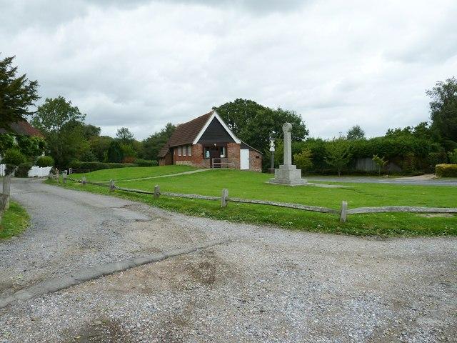 Chailey village green