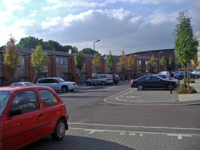 Coningsby Avenue, Grahame Park