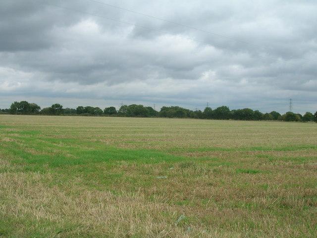 Farmland near Moss