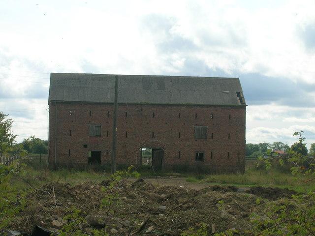Barn for conversion, Moss Farm